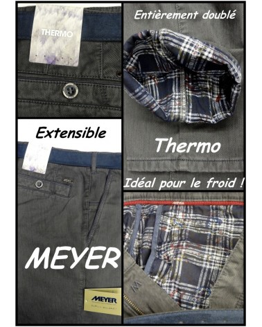 Pantalon Meyer New York Thermo