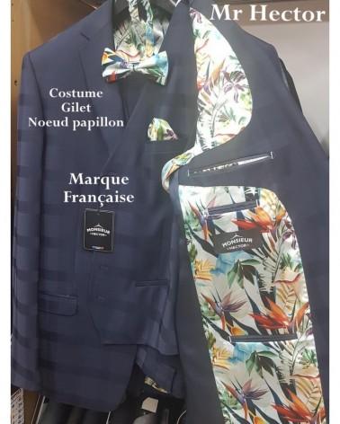 Costume Complet Monsieur Hector