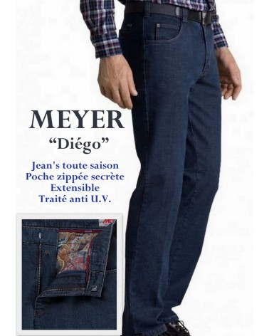 MEYER Diégo Denim