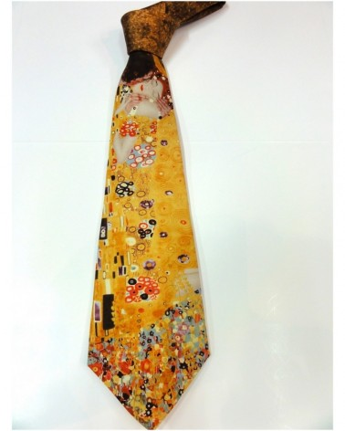 Cravate Le Baiser De Gustav Klimt