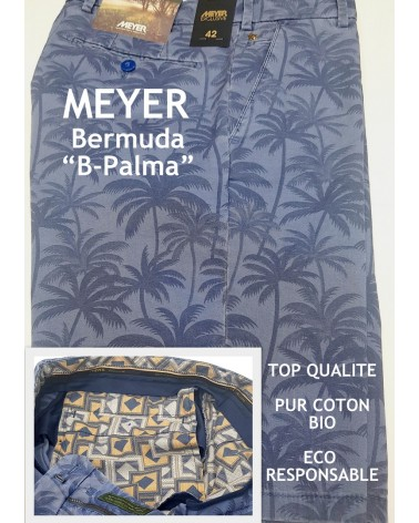 "BERMUDA MEYER B-PALMA ""PALMIERS"""