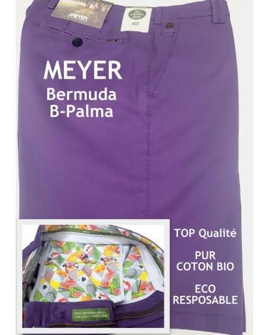 BERMUDA MEYER B-PALMA violet
